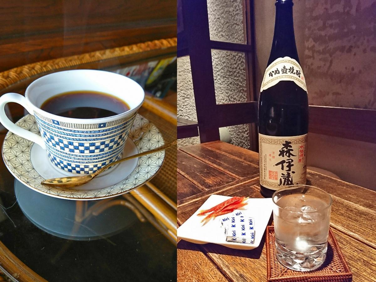 喫茶 夢時鳩(ムジーク)